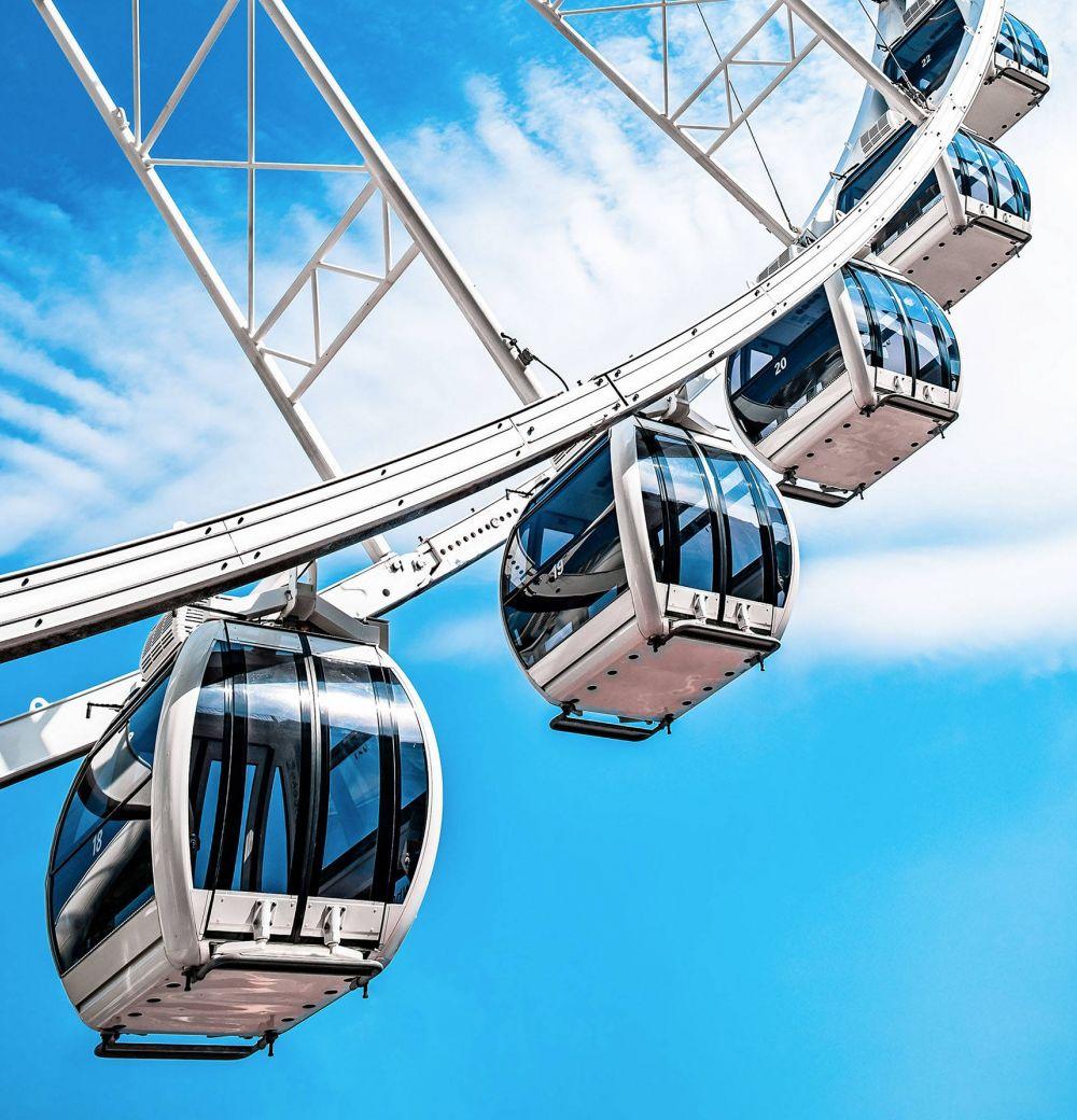 BUSSINK® R60XL Miami Skyviews